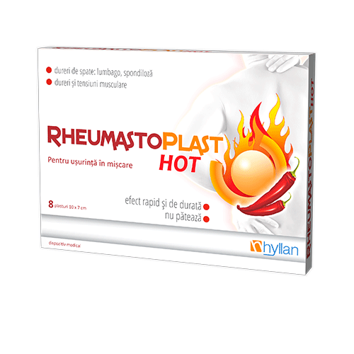 Rheumastoplast Hot